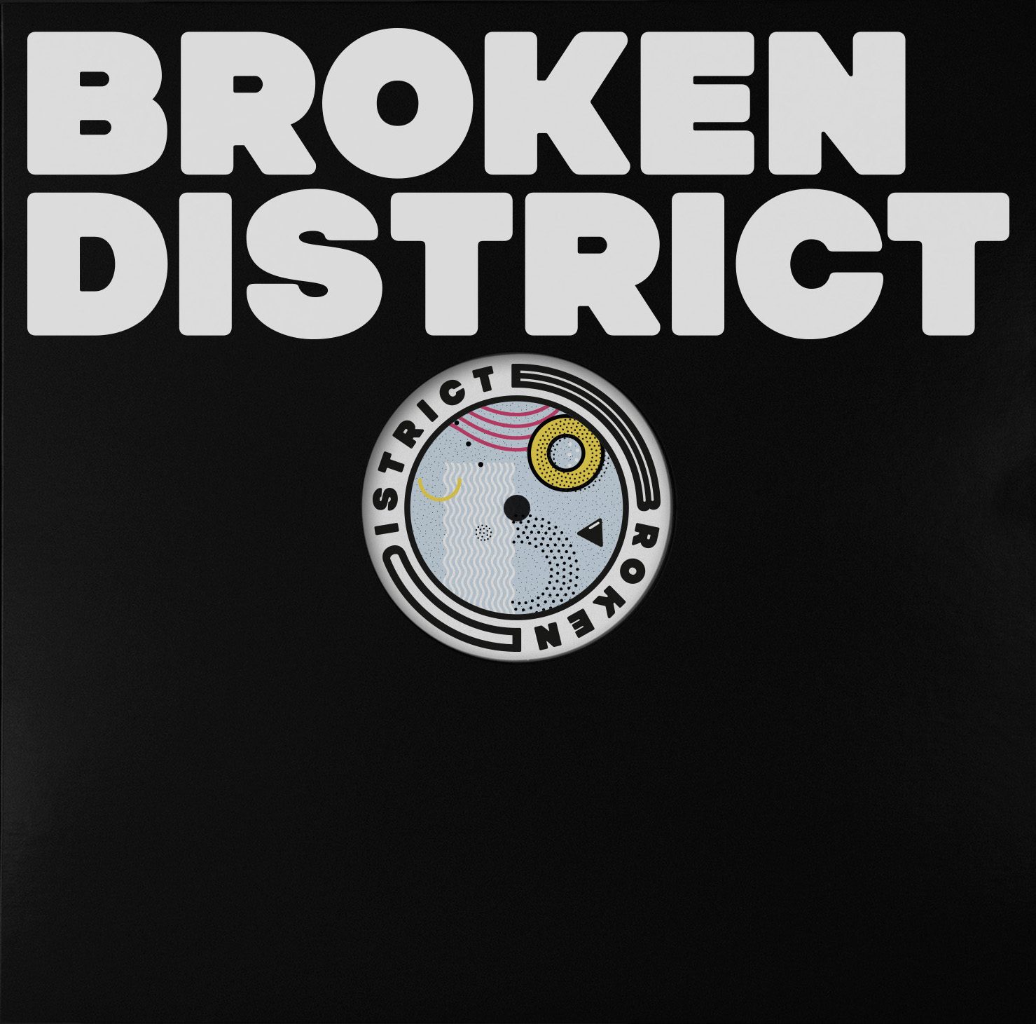 broken district logo